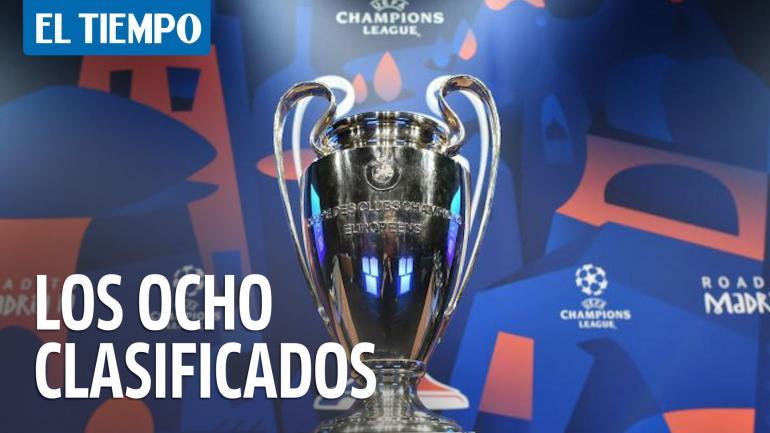 Los clasificados a cuartos de final de Champions League 2018 ...