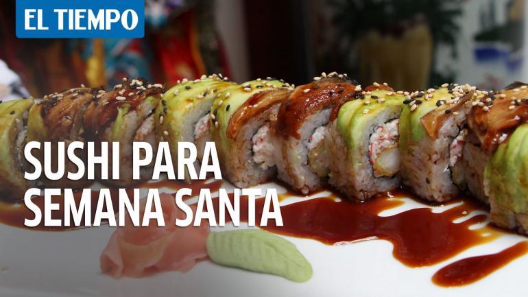 La Receta Y Los Ingredientes Necesarios Para Preparar Sushi