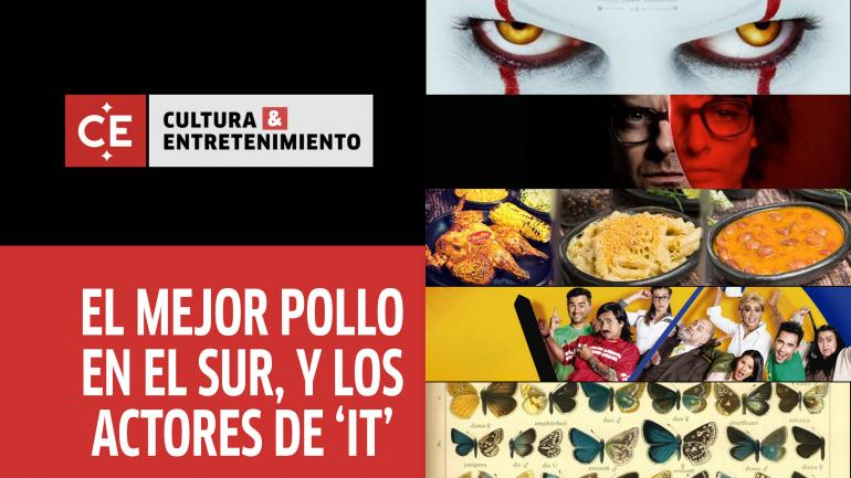 Cine Gastronomía Y Planes Para El Fin De Semana Cine Y Tv