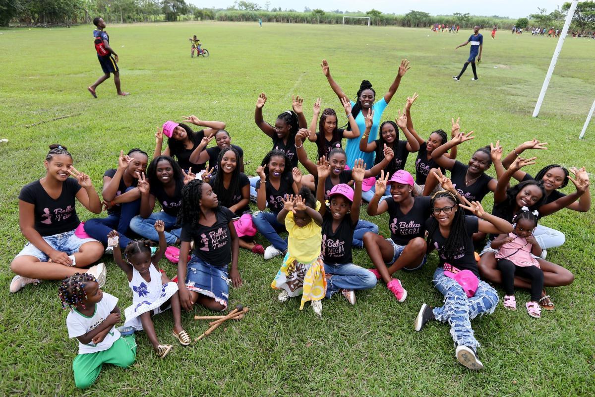 Belleza Negra Teens