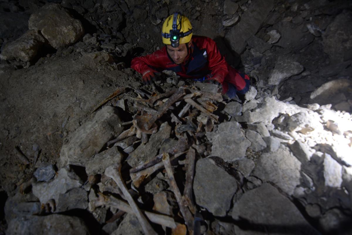 Colombia Subterránea / Las Escuillas