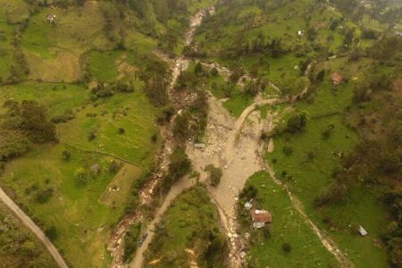 En mayo estarán primeras labores de reconstrucción en Gachetá - ElTiempo.com