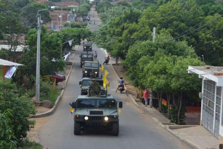 Grupos ilegales intensifican su presencia en frontera con Venezuela