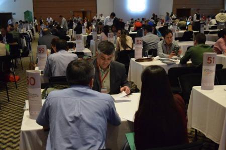 U$ 50 millones, ventas en Encuentro Andino en Armenia
