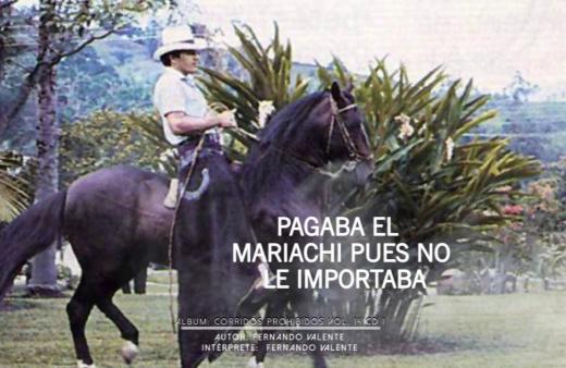 Fernando Valente - Tupac Amarú - Gacha