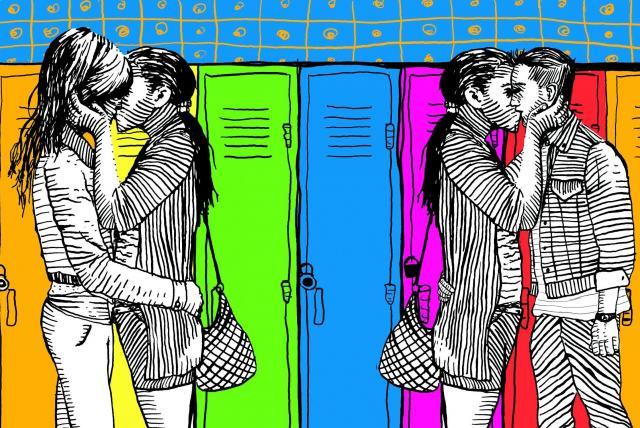 Saber gay soy para imagenes con test si ¿Soy gay?
