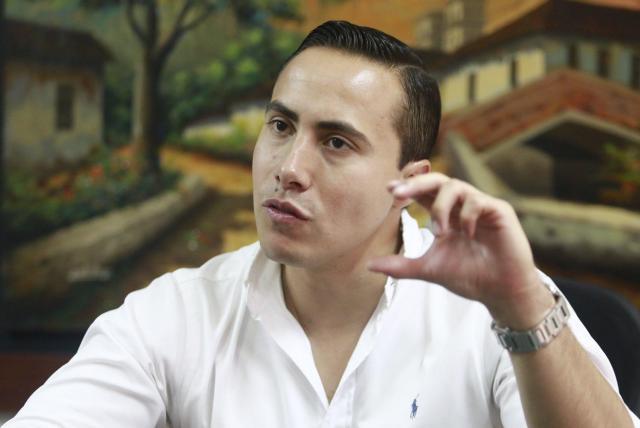 Exsenador y exgobernador Richard Aguilar: recluido en Batallón de Bogotá -  Investigación - Justicia - ELTIEMPO.COM