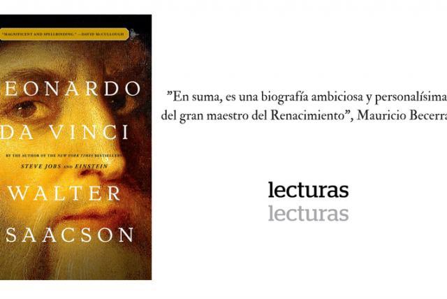 Biografía De Leonardo Da Vinci Por Walter Isaacson Lecturas Dominicales Eltiempo Com