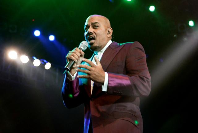 Cantante de R&B James Ingram
