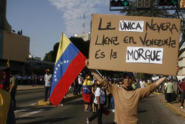 Cómo sobrevivir en Venezuela con un salario de cinco dólares al ...