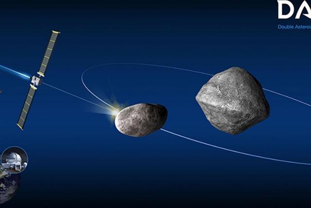 La Nasa prepara su primera misión para desviar un asteroide - Ciencia -  Vida - ELTIEMPO.COM
