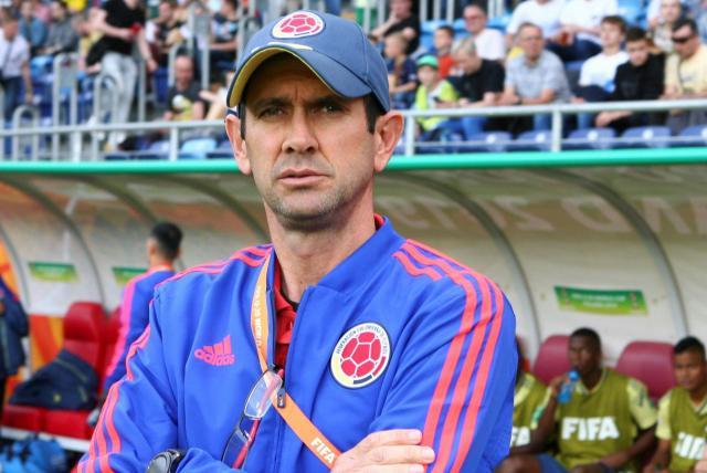 Resultado de imagen para Arturo Reyes, Entrenador de la Selección Colombia Sub 20