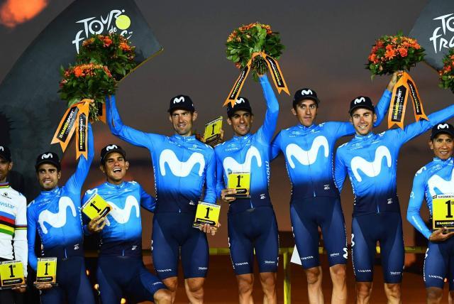 director equipo movistar ciclismo