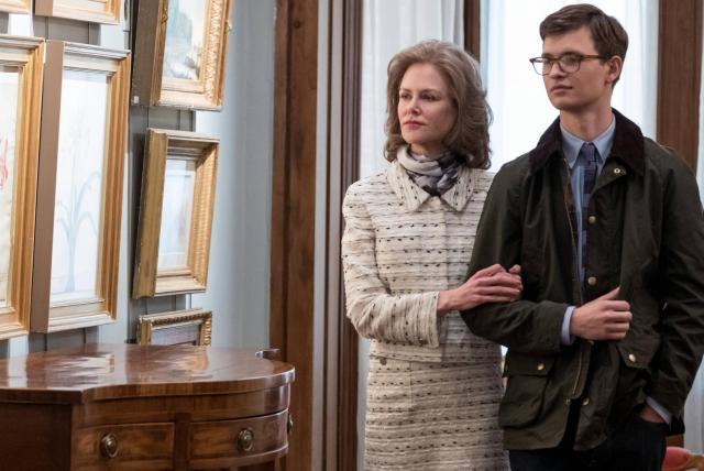 Nicole Kidman habla de su actuación en la película El jilguero - Cine y Tv  - Cultura - ELTIEMPO.COM