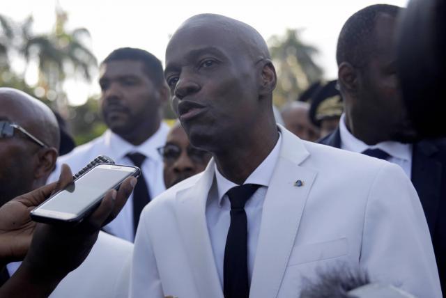 Asesinan al presidente de Haití, Jovenel Moise - Latinoamérica -  Internacional - ELTIEMPO.COM