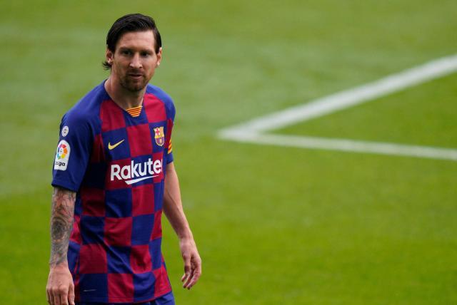 Lionel Messi desea evitar un problema legal con Barcelona tras comunicar su decisión de abandonar el equipo