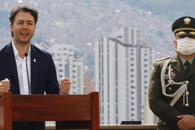 Medellín estará en cuarentena estricta por tres fines de semana más -  Medellín - Colombia - ELTIEMPO.COM