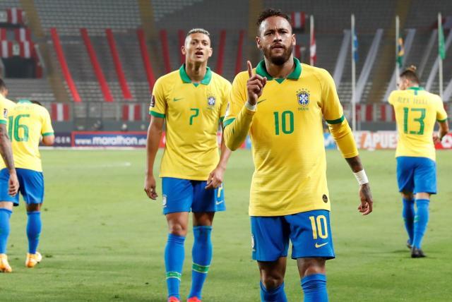 Peru Vs Brasil Resultado Y Goles Del Partido Eliminatoria Catar 2022 Futbol Internacional Deportes Eltiempo Com