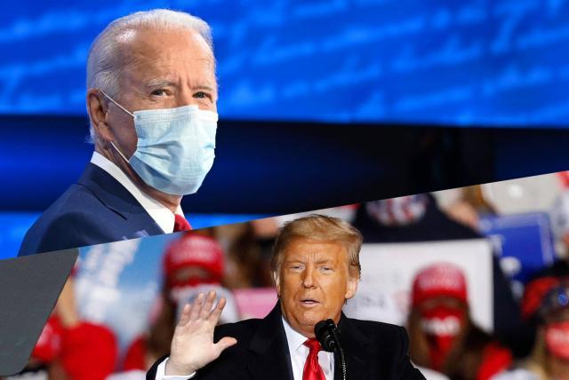 Debate presidencial | Trump Vs. Biden | silenciar micrófonos y reglas para  el 22 de octubre - Elecciones Estados Unidos 2020 - Internacional -  ELTIEMPO.COM