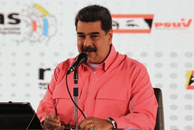 Presidente de Venezuela, Nicolás Maduro publicó su número de WhatsApp y  Telegram en Twitter - Venezuela - Internacional - ELTIEMPO.COM
