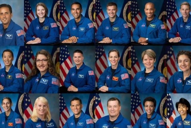 EEUU anuncia a los 18 astronautas del programa con el que volverá a la Luna  - Ciencia - Vida - ELTIEMPO.COM