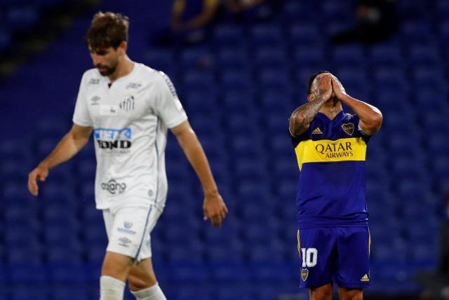 Los memes que dejó Boca Juniors contra Santos en la Copa Libertadores -  Fútbol Internacional - Deportes - ELTIEMPO.COM