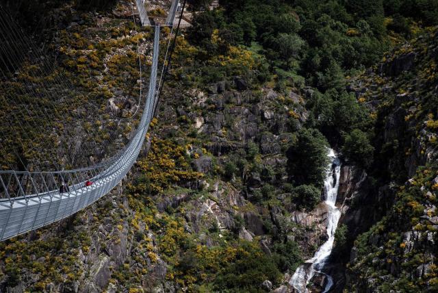 Portugal inaugura el puente más largo del mundo - Europa - Internacional -  ELTIEMPO.COM