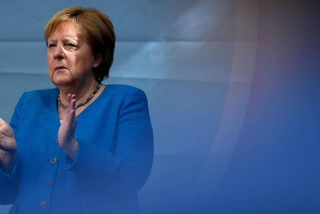 Angela Merkel deja la cancillería de Alemania después de 16 años - Europa -  Internacional - ELTIEMPO.COM