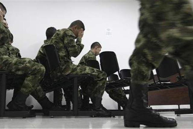 Militares condenados por falsos positivos - Cortes - Justicia - ELTIEMPO.COM