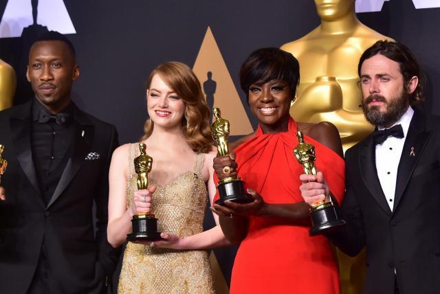 Ganadores De Los Premios óscar 2017 Cine Y Tv Cultura Eltiempo Com
