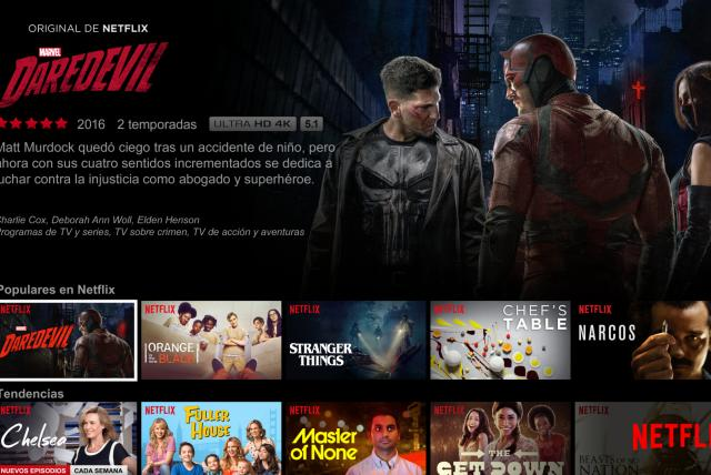 Así se están robando cuentas de Netflix - Novedades Tecnología