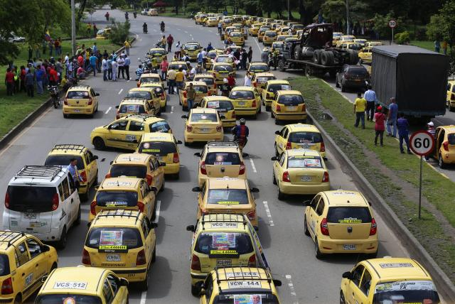 Proyecto para mejorar el servicio de los taxistas en Colombia - Otras  Ciudades - Colombia - ELTIEMPO.COM