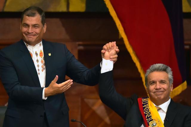 Lenín Moreno asume la presidencia de Ecuador — EN VIVO