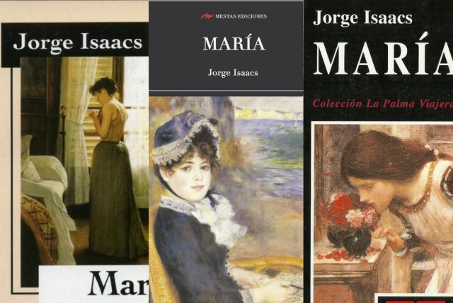Aniversario del natalicio de Jorge Isaacs, autor de la Maria ...
