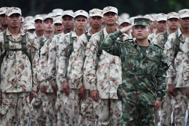 Servicio militar obligatorio se reactiva en Colombia | Ejército Nacional - Servicios - Justicia - ELTIEMPO.COM