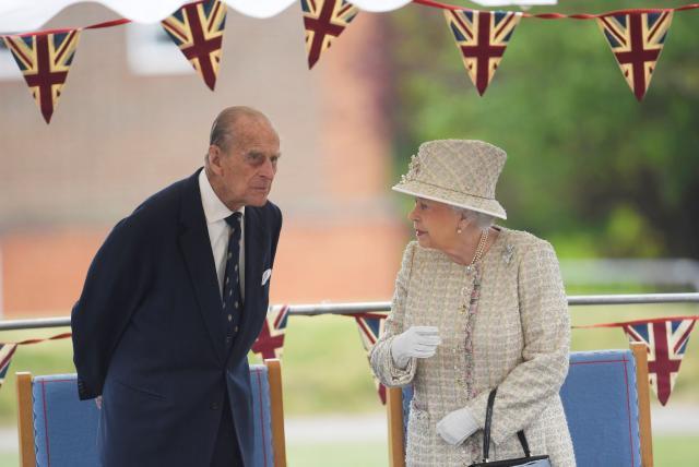 Resultado de imagen para El príncipe Felipe