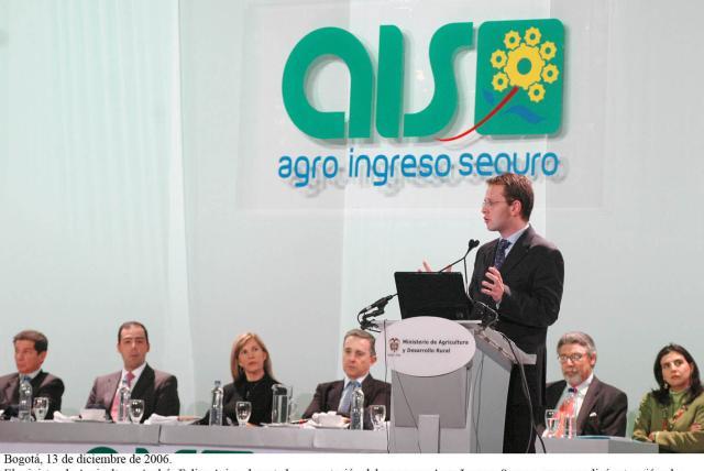 Cronología del caso por el que fue condenado Andrés Felipe Arias ...