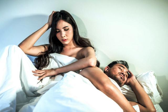 problemas de relaciones sexuales en el matrimonio
