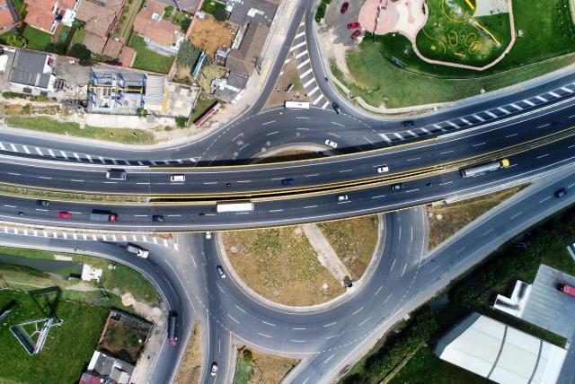 Avances De Colombia En Infraestructura Vial Otras Ciudades