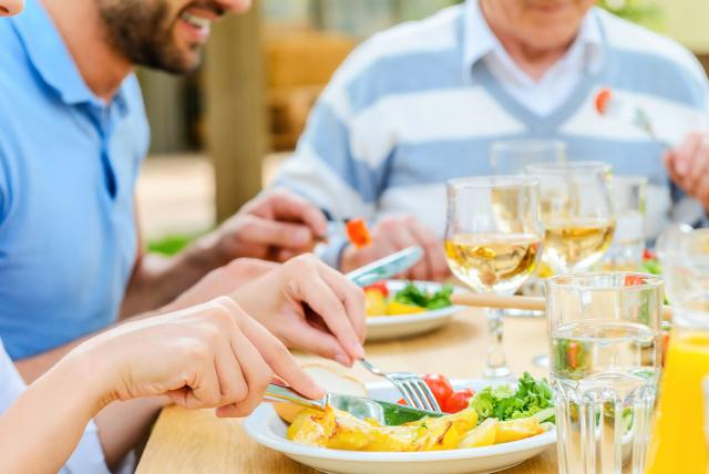 ¿por qué es importante comer sano en la universidad?