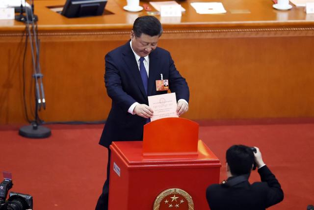 Xi Jinping se convierte en el presidente indefinido de China tras aprobación del legislativo - Asia - Internacional - ELTIEMPO.COM
