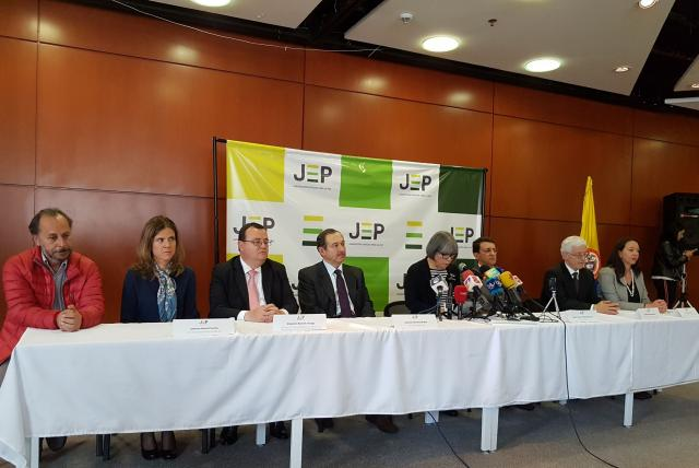Víctimas piden que casos que estudiara la JEP sean sin discriminación - JEP  Colombia - Justicia - ELTIEMPO.COM