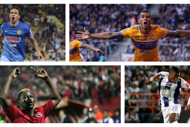 Colombianos que han sido campeones en la Liga de México