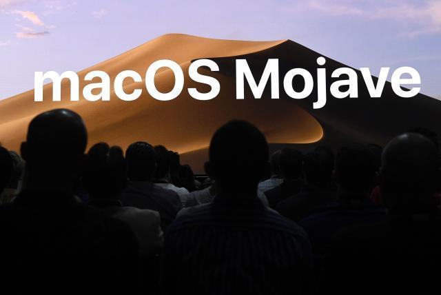 A diferencia de sus antecesores, macOS Mojave toma inspiración de los paisajes de los desiertos californianos.