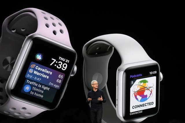 Apple quiere hacer de la más reciente versión de su Watch un reloj más inteligente.