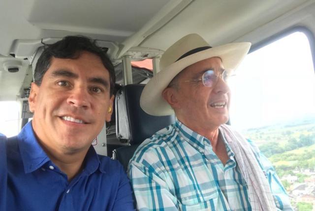 Álvaro Hernán Prada y su relación con el caso de Álvaro Uribe - Congreso -  Política - ELTIEMPO.COM