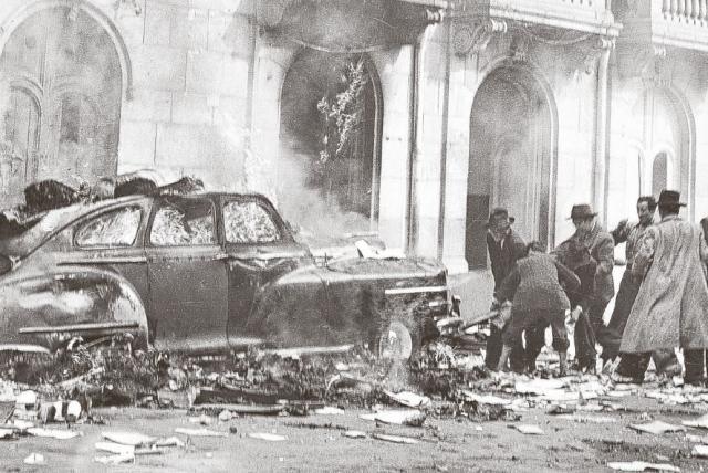 Qué pasó el 9 de abril de 1948 día del Bogotazo - Partidos Políticos -  Política - ELTIEMPO.COM