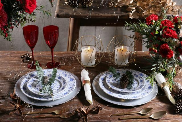 Decoración navideña para la mesa del comedor - Vida ...