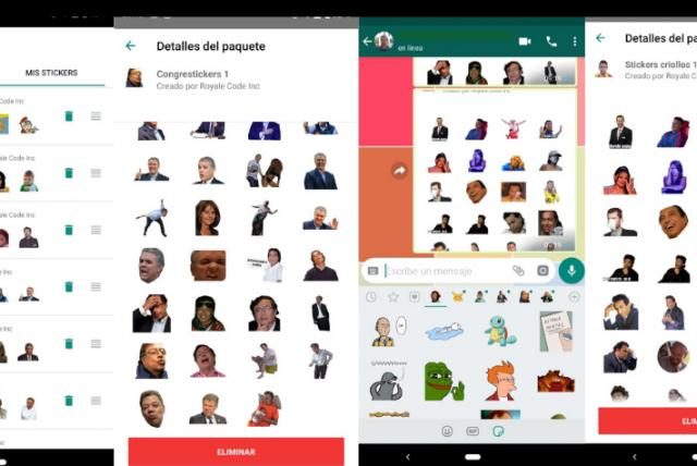 Cómo Conseguir Stickers De Colombia Para Whatsapp Apps