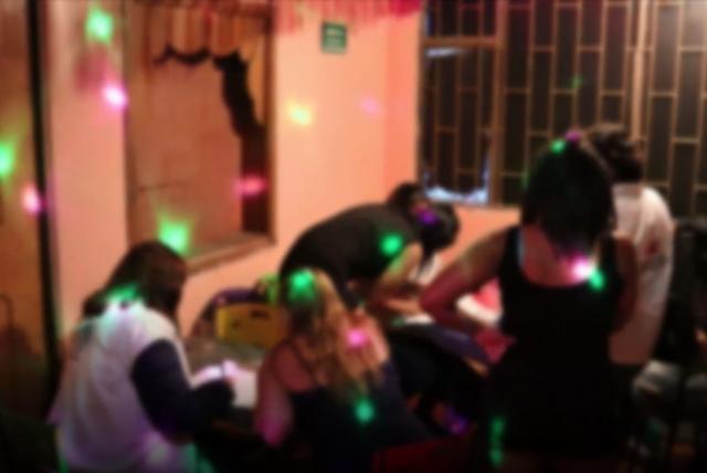 Historias de trabajadoras sexuales o prostitutas venezolanas en ...